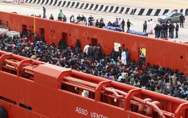 Μάχη Νότου-Βορρά στην ΕΕ για την παράνομη μετανάστευση | tovima.gr