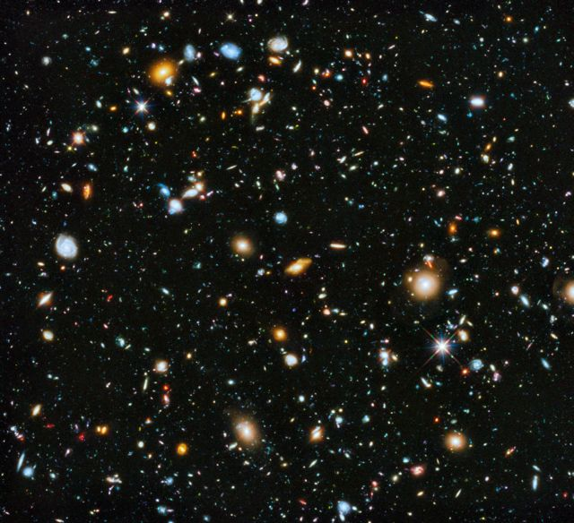 Παγχρωματικό πανόραμα του Σύμπαντος | tovima.gr