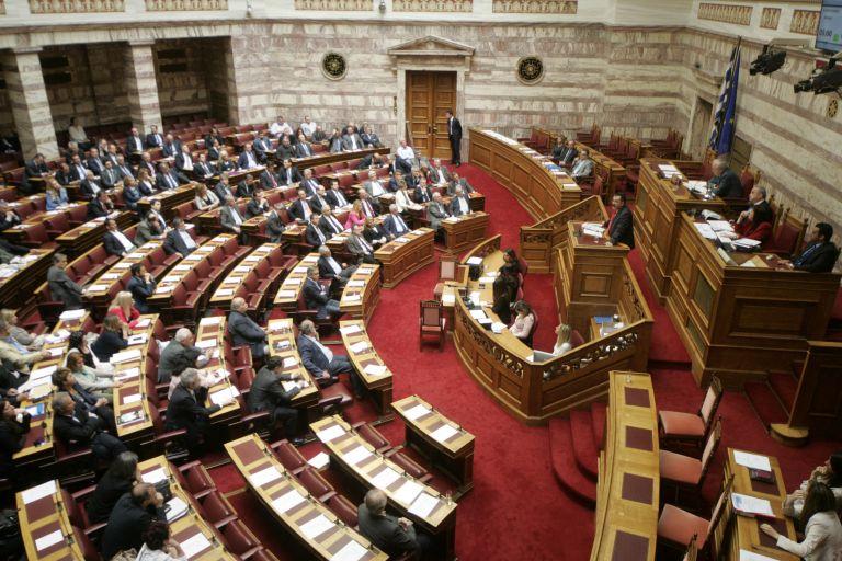 Βουλή: Διαμάχη για την σειρά ομιλίας της ΚΟ Ανεξάρτητων Βουλευτών | tovima.gr