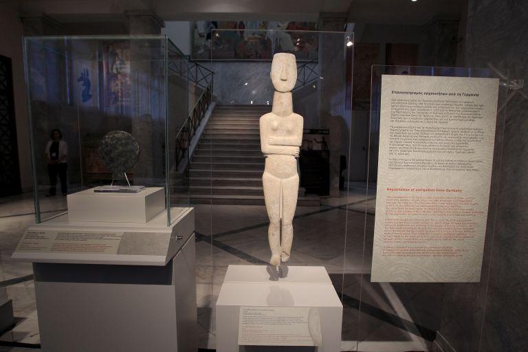 Επιστροφή αρχαιοτήτων στην Ελλάδα από το Κρατικό Μουσείο της Βάδης | tovima.gr
