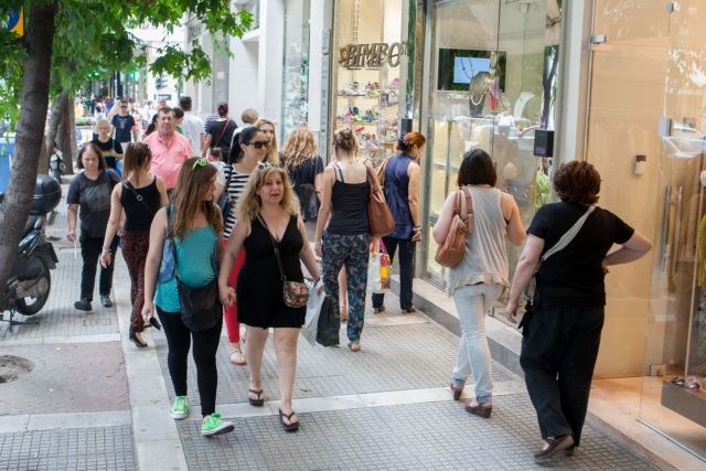 Shops in historic city centers and tourist zones to open on Sundays | tovima.gr