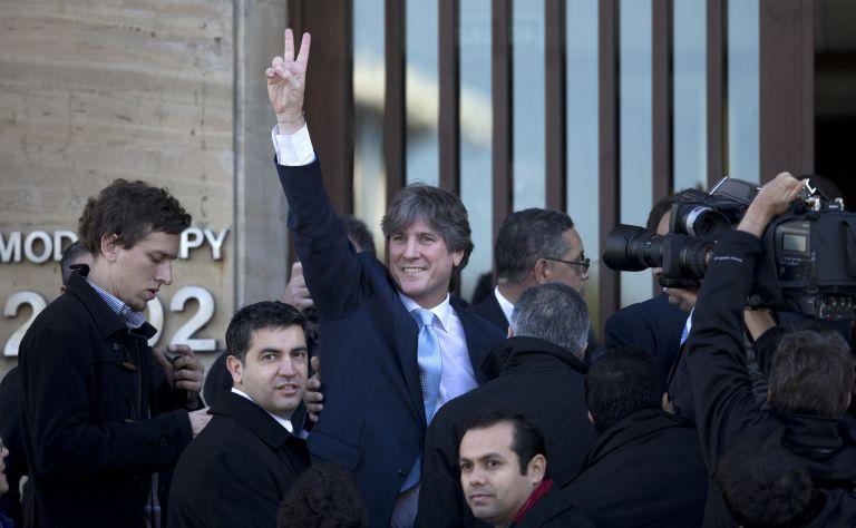 Για υπόθεση διαφθοράς κατέθεσε ο αντιπρόεδρος της Αργεντινής | tovima.gr