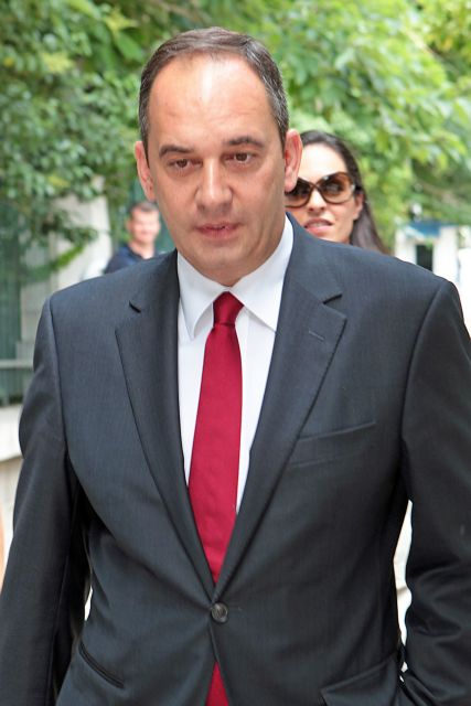 Ο Γιάννης Πλακιωτάκης στη γραμματεία της ΚΟ της Νέας Δημοκρατίας | tovima.gr