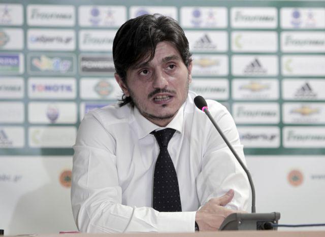 Απαγόρευση εισόδου στα γήπεδα για δέκα μήνες στον Γιαννακόπουλο   tovima.gr