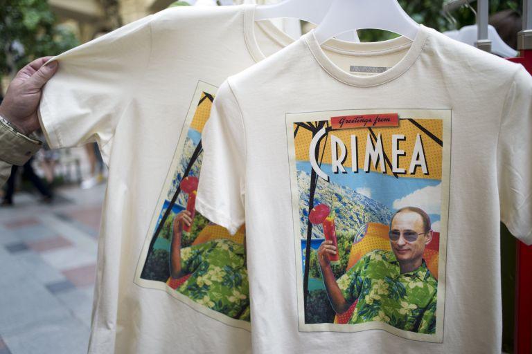 Ο Πούτιν σχεδιάζει να μετατρέψει την Κριμαία σε Λας Βέγκας | tovima.gr