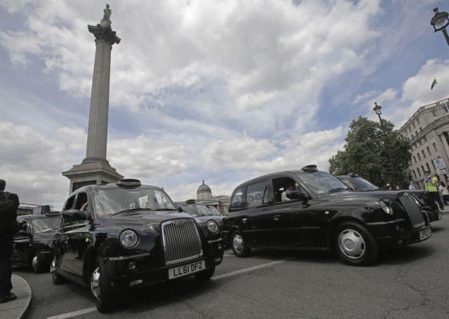 Νόμιμο στη Βρετανία το Uber που ξεσηκώνει τους οδηγούς ταξί | tovima.gr