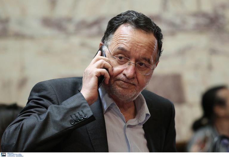 Λαφαζάνης: «Οχι» συνεργασία ΣΥΡΙΖΑ με ΠαΣοΚ, Ποτάμι ή Παπανδρέου | tovima.gr