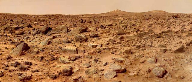 Στους παγωμένους τροπικούς του Άρη «ένα μπουφανάκι αρκεί» | tovima.gr