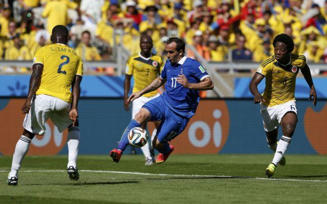Κολομβία – Ελλάδα 3-0 στην πρεμιέρα της εθνικής μας στο Μουντιάλ | tovima.gr