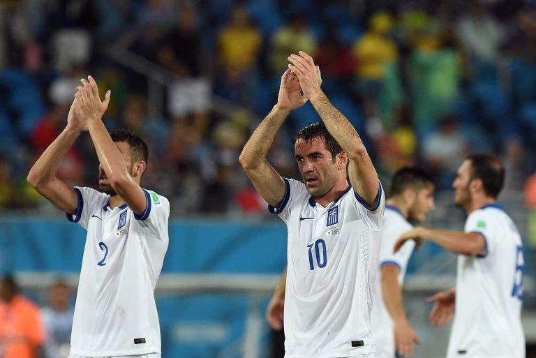 Μουντιάλ 2014: Ιαπωνία – Ελλάδα (0-0) | tovima.gr