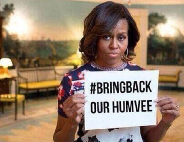 Οι τζιχαντιστές της ISIS ειρωνεύονται την Μισέλ Ομπάμα | tovima.gr