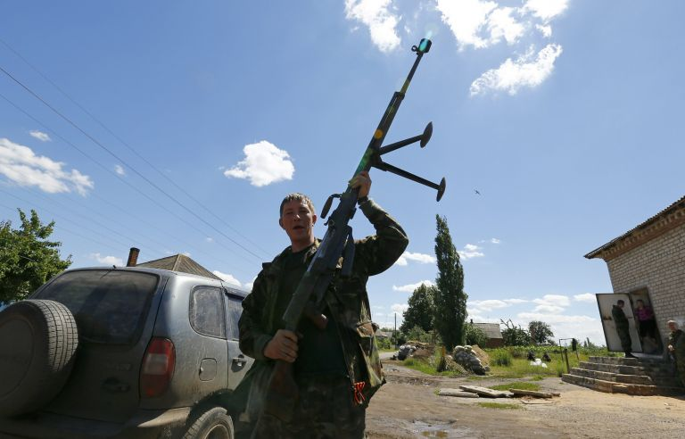 Ουκρανία: «Θα σεβαστούν» την εκεχειρία οι αυτονομιστές | tovima.gr