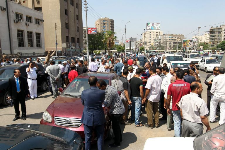 Πέντε τραυματίες από εκρήξεις σε σταθμούς μετρό του Καΐρου | tovima.gr