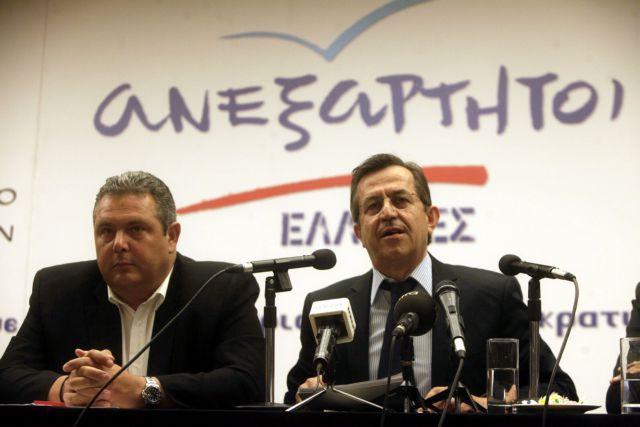 Στους Ανεξάρτητους Έλληνες προσχωρεί ο Νίκος Νικολόπουλος | tovima.gr
