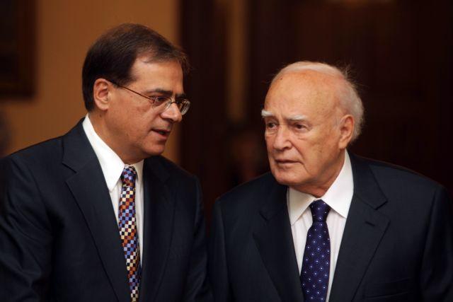 President Papoulias to receive Finance Minister Hardouvelis | tovima.gr