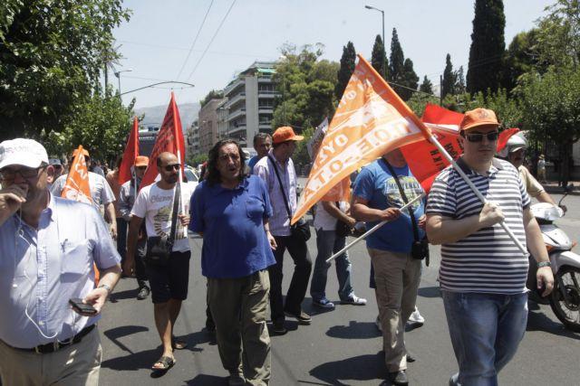 Προσφυγή της ΠΟΕ-ΟΤΑ στο ΣτΕ για την αξιολόγηση | tovima.gr