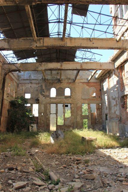 «Κρόνος»: Ενα βιομηχανικό διατηρητέο συγκρότημα λεηλατείται | tovima.gr