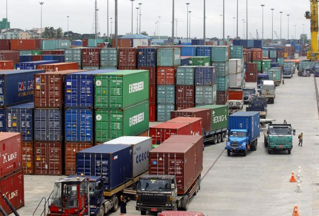 Greek exports to Turkey increase to 277 million euros in June 2014 | tovima.gr