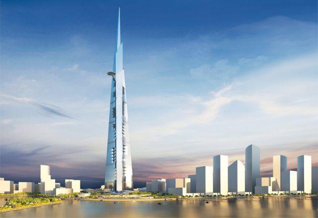 Στη Σαουδική Αραβία ο υψηλότερος ανελκυστήρας του κόσμου | tovima.gr