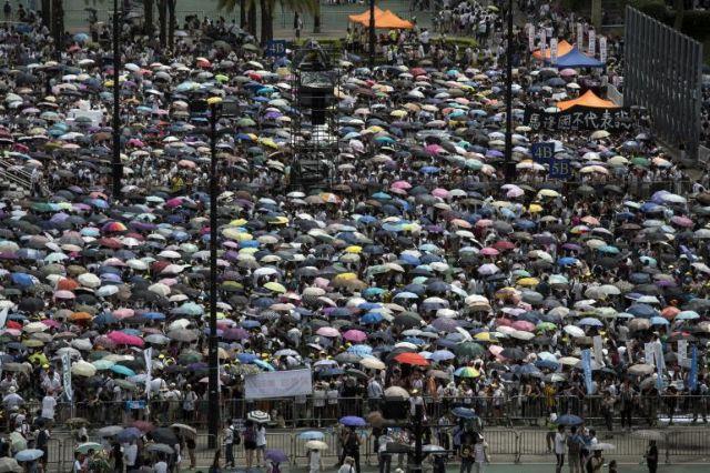 CNN: Η σημασία του αγώνα για τη δημοκρατία στο Χονγκ Κονγκ | tovima.gr