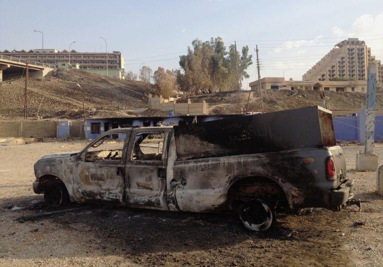 Επτά νεκροί από επίθεση αυτοκτονίας στην Βαγδάτη | tovima.gr