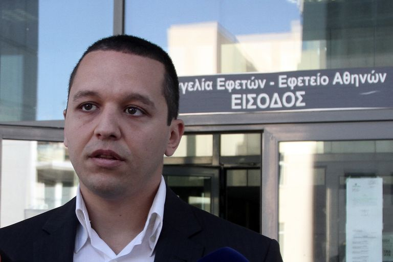 Appeal Court absolves Kasidiaris for Baltakos scandal | tovima.gr