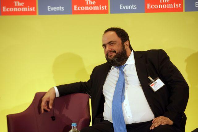 Β. Μαρινάκης: Η ναυτιλία κεντρικός πυλώνας ανάπτυξης για την Ελλάδα | tovima.gr