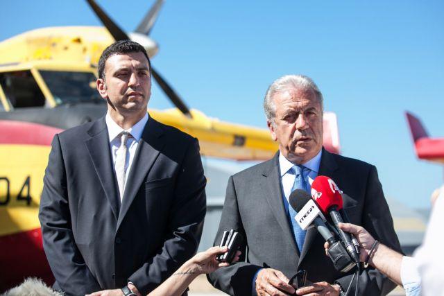 Συνάντηση Αβραμόπουλου – Κικίλια για το μεταναστευτικό | tovima.gr
