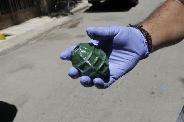 """Nihilist Cores"" claim responsibility for grenade attack against SKAI | tovima.gr"