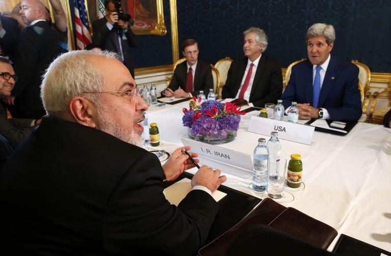 Συνάντηση Κέρι με Ιρανό ομόλογο του στη Βιέννη για το πυρηνικό πρόγραμμα | tovima.gr