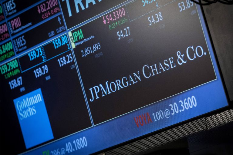 Ποινική έρευνα για την αμερικανική τράπεζα JP Morgan Chase | tovima.gr