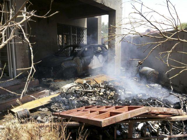 Είκοσι ένας νεκροί σε επίθεση αυτοκτονίας στη Βαγδάτη   tovima.gr