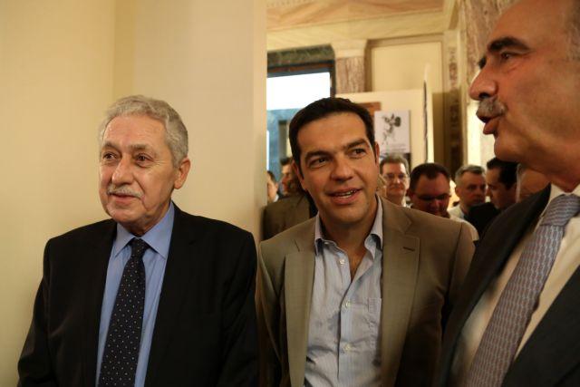 Kouvelis confirms talks for post-election alliance with SYRIZA | tovima.gr