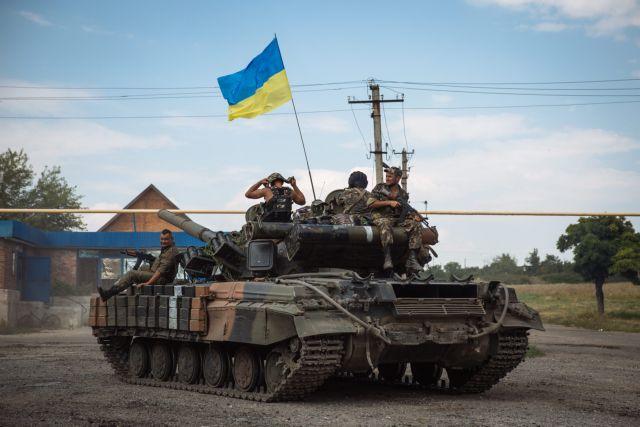 Ουκρανία: Ο στρατός προετοιμάζεται για πιθανή επίθεση αυτονομιστών | tovima.gr