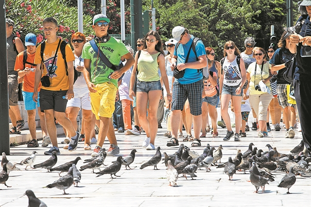 «Διορθώνει» ο τουρισμός μετά από μια χρυσή πενταετία  | tovima.gr