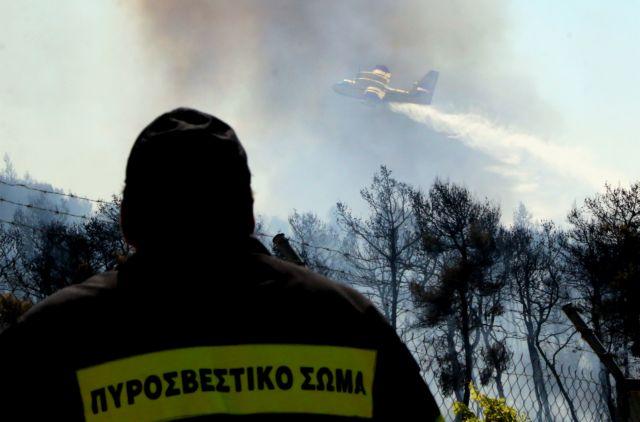 Παράταση στην αγωνία για τους πυροσβέστες 5ετούς υποχρέωσης   tovima.gr