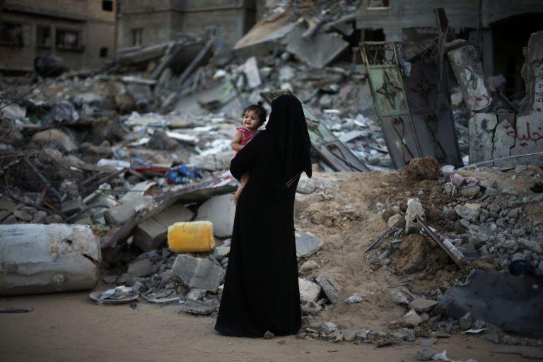 Πρόταση από Αίγυπτο για μερική άρση του αποκλεισμού της Γάζας   tovima.gr