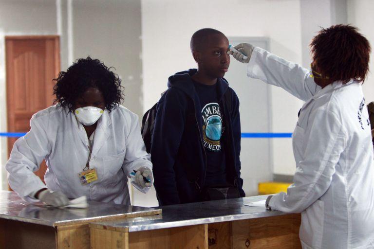 Frontex: Αναστολή επαναπατρισμού μεταναστών στη Νιγηρία | tovima.gr
