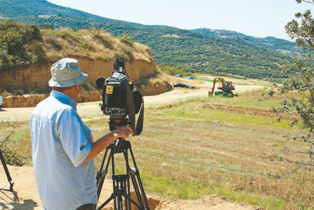 Amphipolis: Geophysical scan shows new areas of archeological interest   tovima.gr