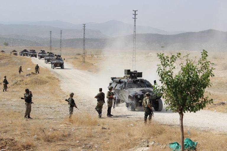 Τρεις νεκροί σε οδομαχίες ισλαμιστών και PKK στη νοτιοανατολική Τουρκία   tovima.gr
