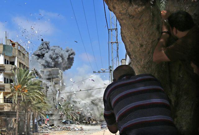 Δύο Παλαιστίνιοι νεκροί από πυρά ισραηλινού στρατού | tovima.gr
