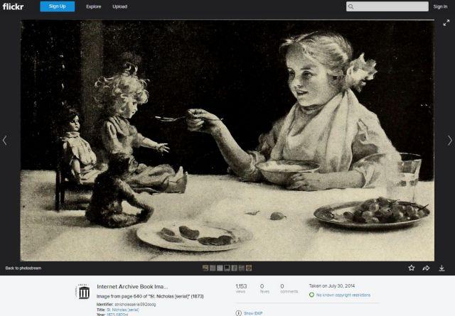 Φωτογραφίες παλαιών βιβλίων διαθέσιμες στο Flickr   tovima.gr