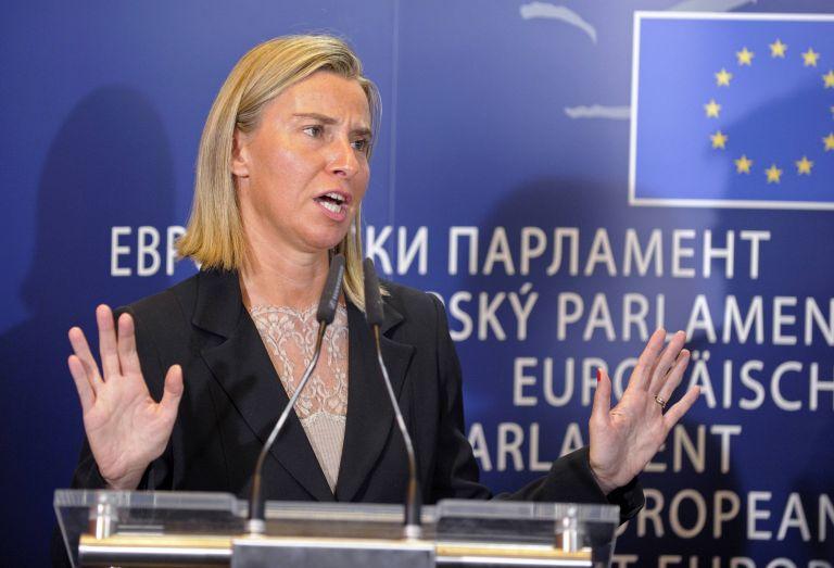 Μογκερίνι: Πρόθεση των ΗΠΑ να τηρήσουν τη συμφωνία για τα πυρηνικά | tovima.gr