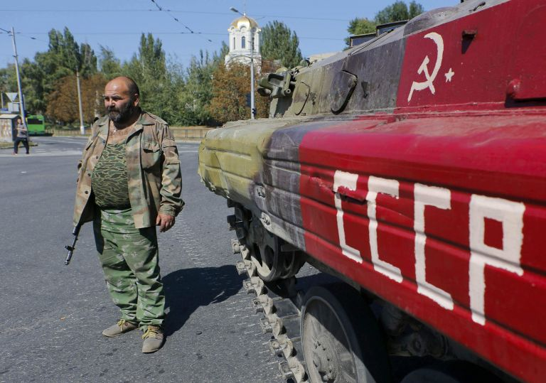 Ζακαρένκο: «Θέλουμε να μας προσαρτήσει η Μόσχα, όπως Κριμαία» | tovima.gr