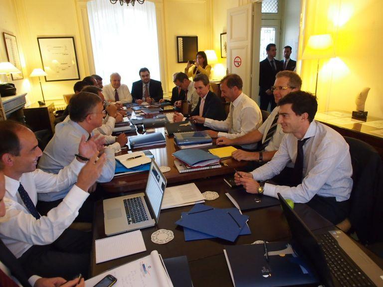 Διαπραγματεύσεις για το χρονικό διάστημα παράτασης του Μνημονίου | tovima.gr