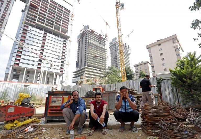Τουρκία: Δυστύχημα σε εργοτάξιο ουρανοξύστη – Στους 10 οι νεκροί | tovima.gr
