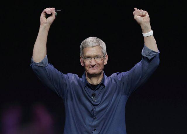 Στον Απρίλιο του 2015 η κυκλοφορία του Apple Watch | tovima.gr