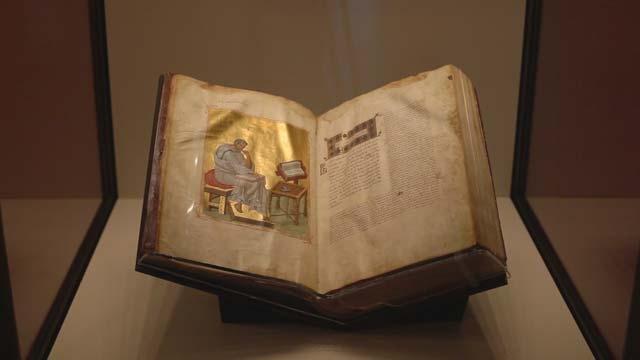 Συντήρηση του αρχείου της Μονής Βλατάδων | tovima.gr