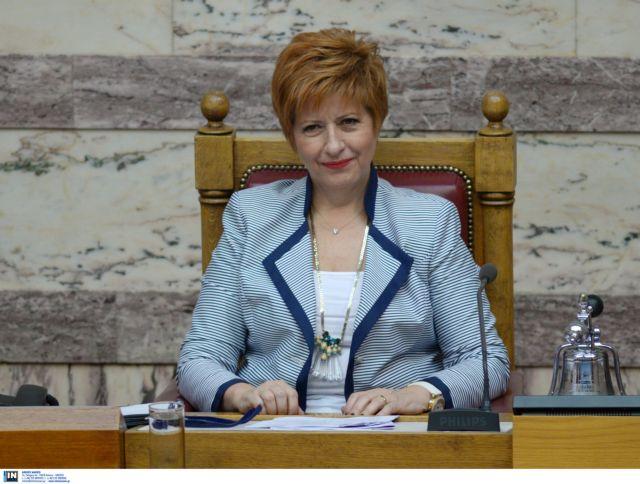 Το «εθνικό» χαρτοφυλάκιο της βουλευτή Σερρών Μαρίας Κόλλια – Τσαρουχά   tovima.gr