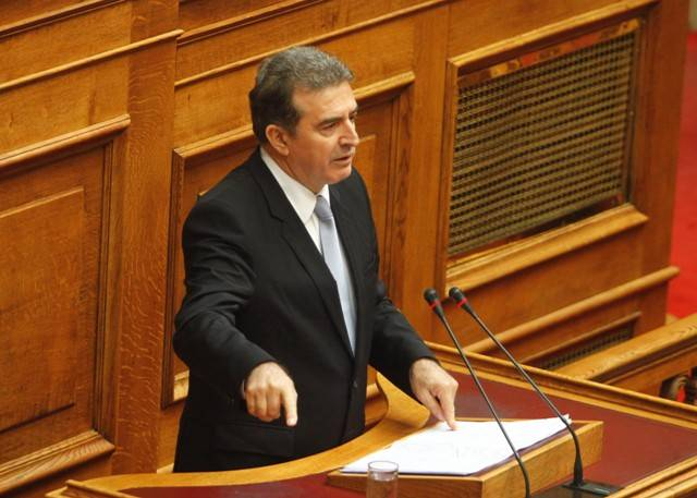Χρυσοχοΐδης:Να δώσει το ΠαΣοΚ στον εαυτό του ένα έντιμο τέλος   tovima.gr